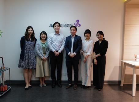 'Alternative Universe' at Japan Foundation Bangkok