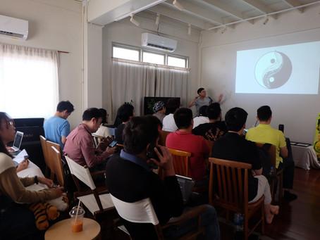 Storytelling Workshop by 'Nual'