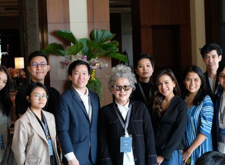 'Urban Reimagine Design Competition & Showcase 2020' - Brunch Meeting at The Peninsula Bangkok