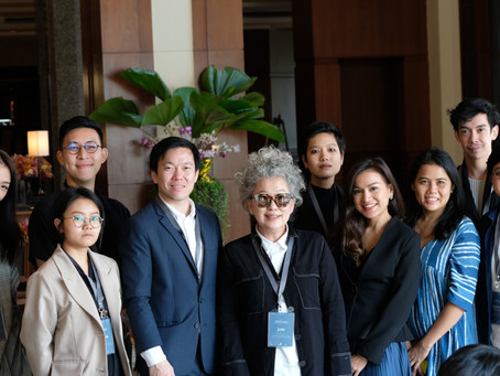 'Urban Reimagine Design Competition & Showcase 2020' - Brunch Meeting at The Peninsula Bangkok