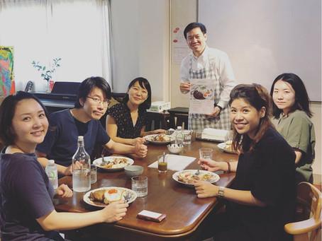 The Japan Foundation, Bangkok visits at Slure Project