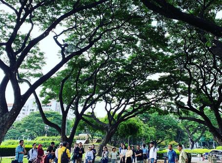 'Alternative Universe' at 'CU School of Urban Tree Care'