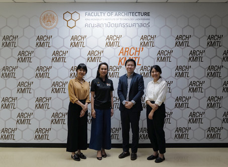 'Alternative Universe' meeting with CDAST at Arch KMITL