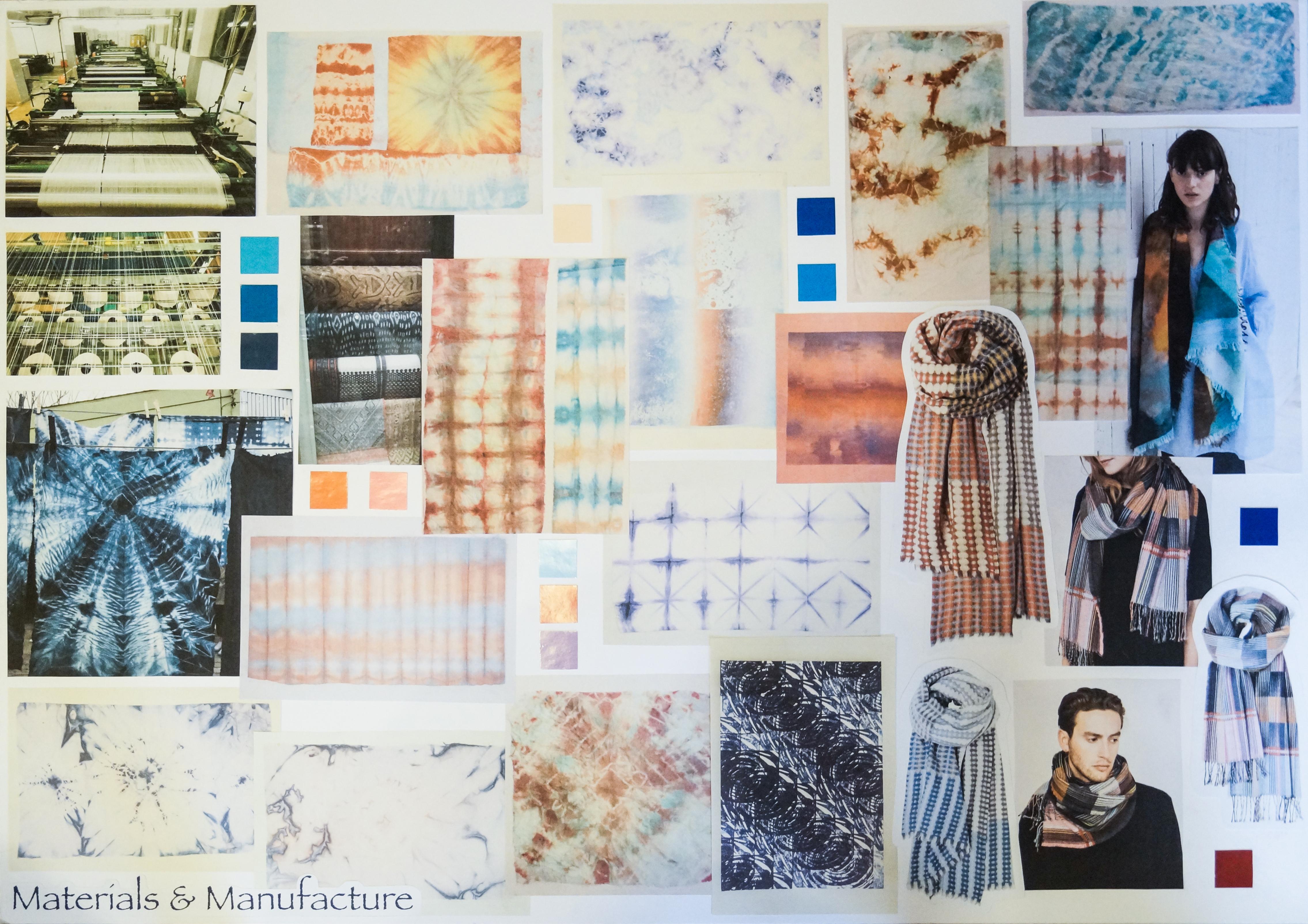 Materials & Manufacture