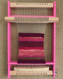 Weaving sample