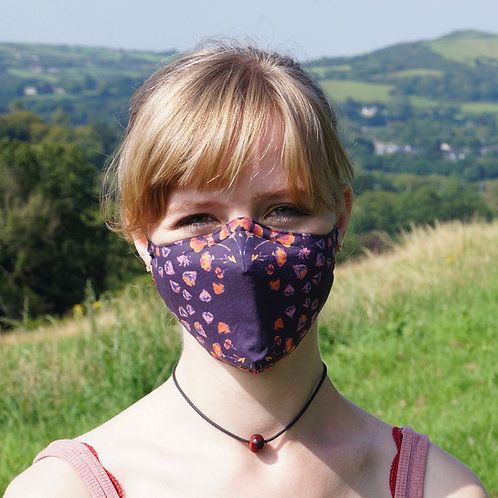 Handmade Washable Face Masks (Style 1 - Over the head)