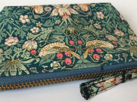 William Morris Purse - Birthday present!