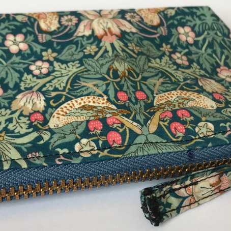 William Morris Purse - Birthday present!