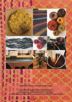 Nature's Colours Collection Booklet 8