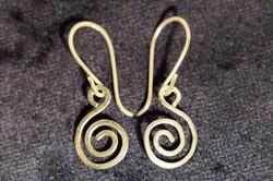Spiral - Hook Earrings