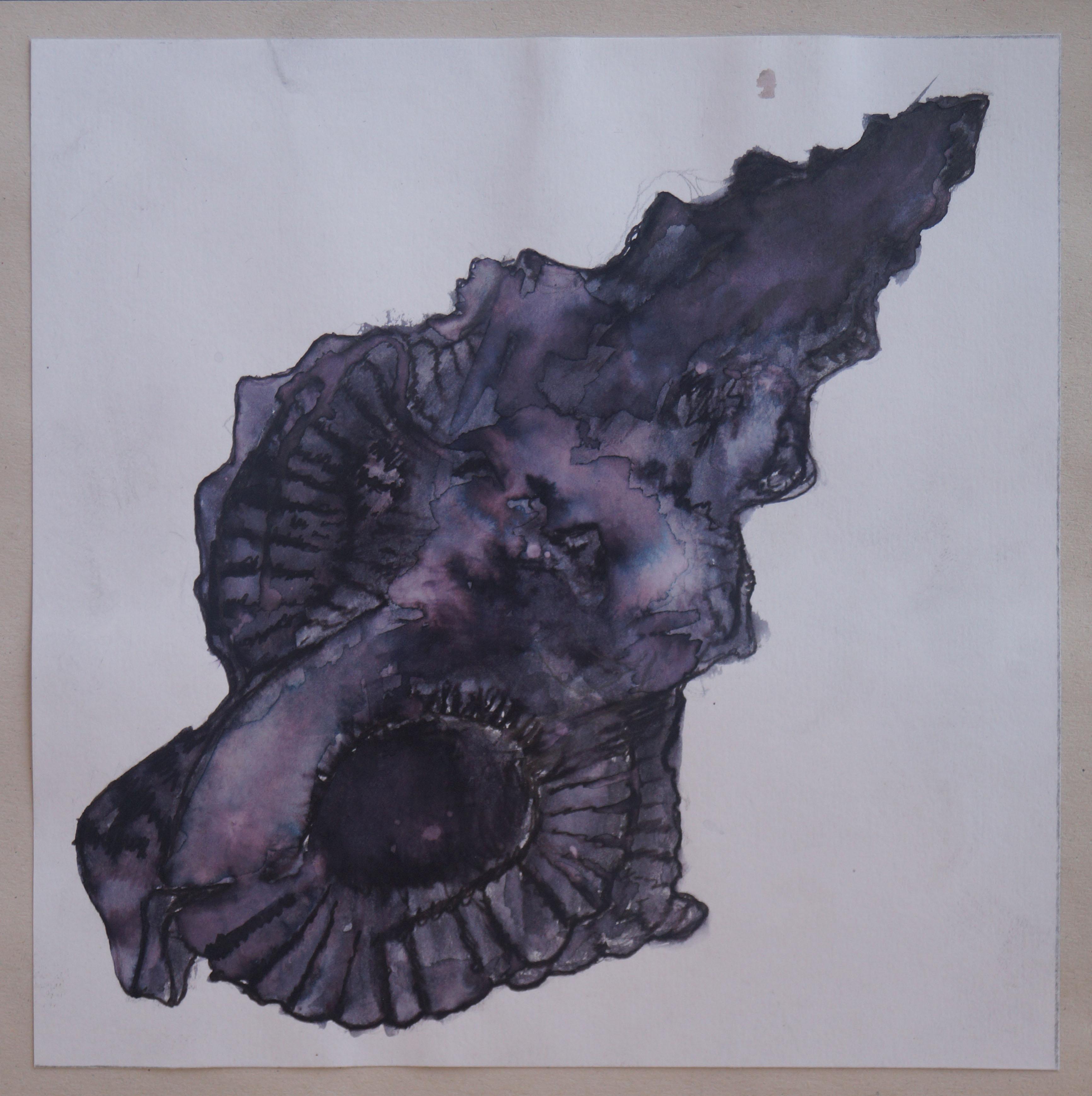 Ink pen shell