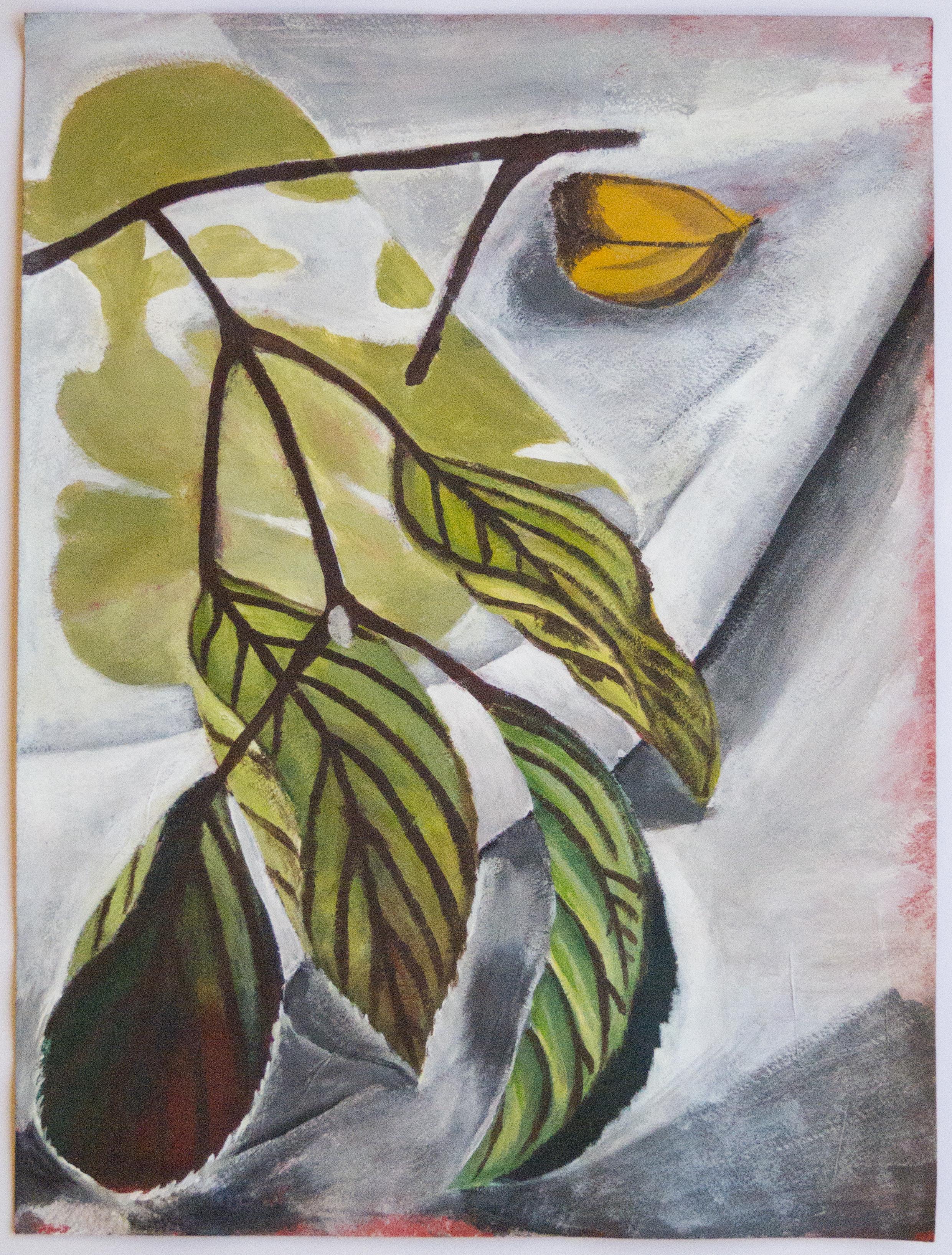 Leaves Still Life