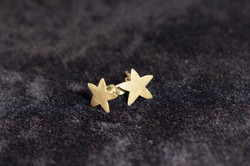 Star - Stud Earrings