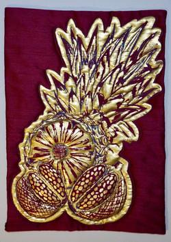 Pineapple & Pomegranates Design