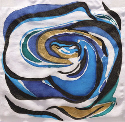 Georgia O'Keeffe Inspired Design