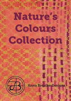 Nature's Colours Collection Booklet 1