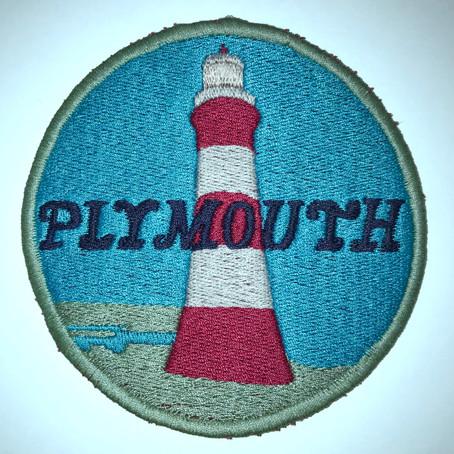 Plymouth Badge & Keyring Souvenirs