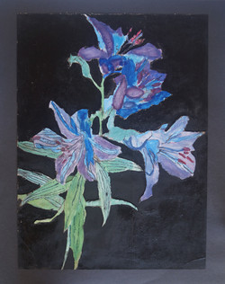 Relief flowers