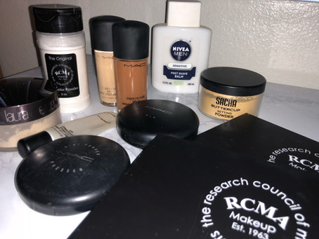 Makeup Talk |  Products I use on Men for TV/Film