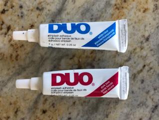 Makeup Talk | Clear vs Dark Lash Adhesive Glue