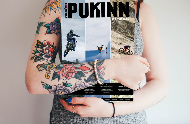 Magazine for Pukinn.com