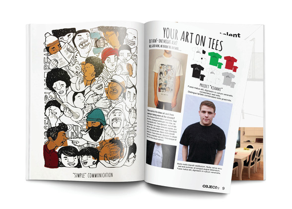 Graphic Mag