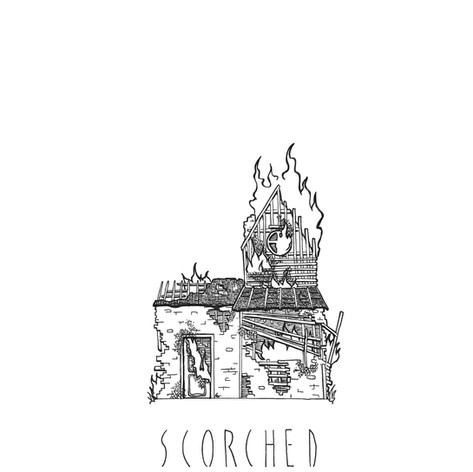 """Scorched"" -Sunneva Snorradóttir"