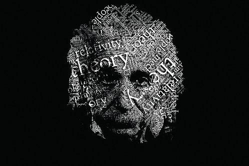 WORDS FROM EINSTEIN