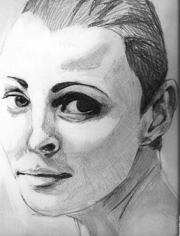 Self portrett