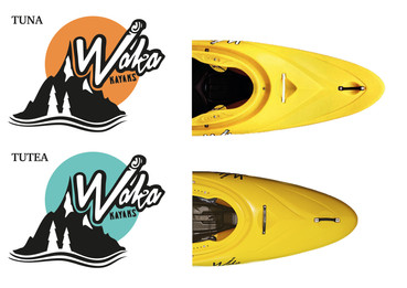 Waka kayaks logo