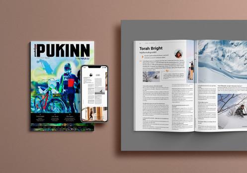 Pukinn - The magazine vol.2