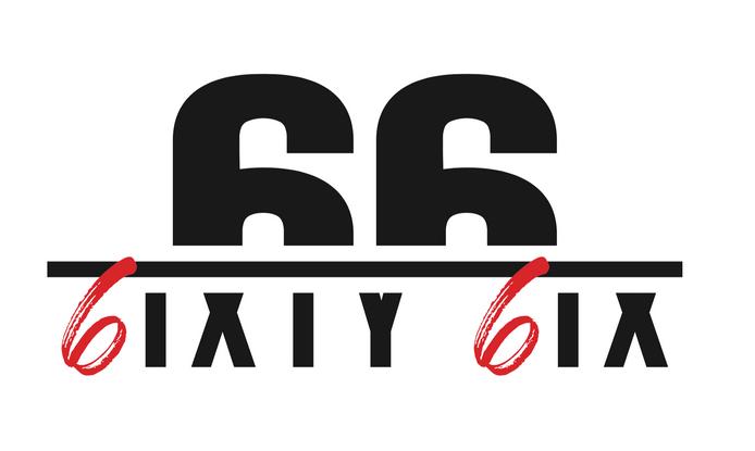 6IXTY 6IX logo