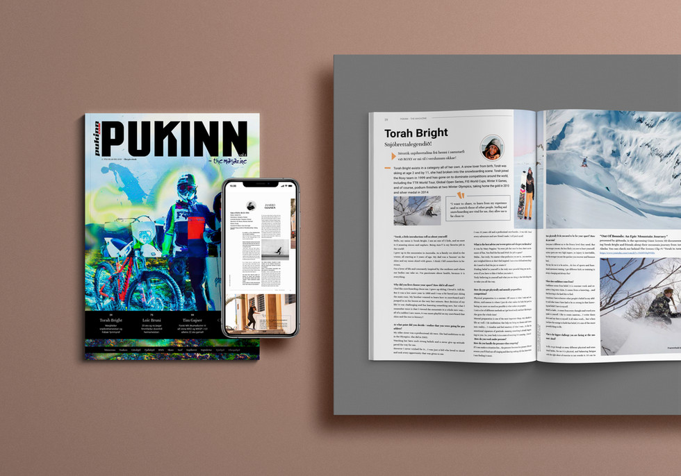 Pukinn Magazine vol.2