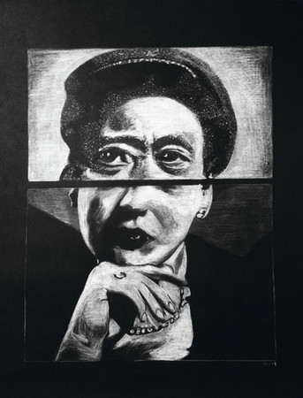 Mao and wife