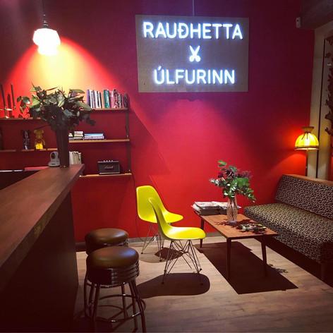 Rauðhetta og úlfurinn