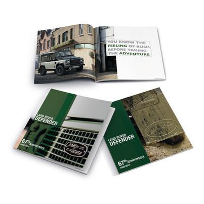 Landrover broshure