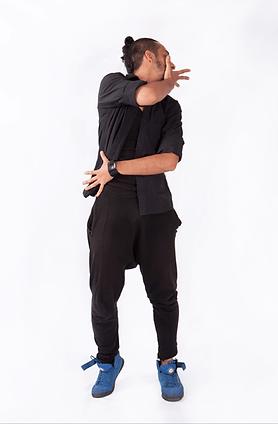 Clases de baile, estilo contemporaneo