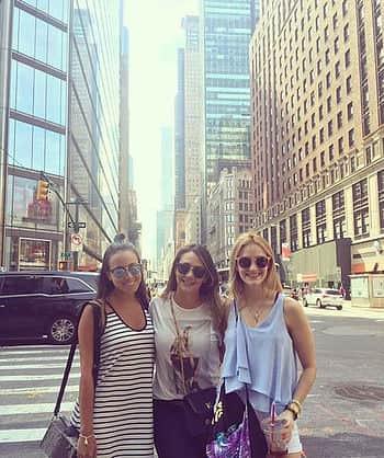 New York, Dancing