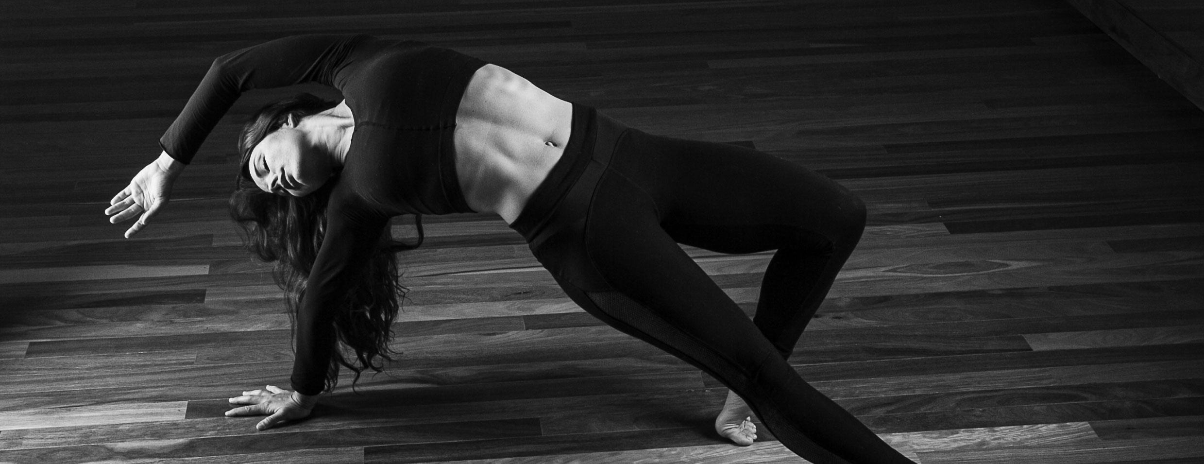 Bailarina de Be Academy