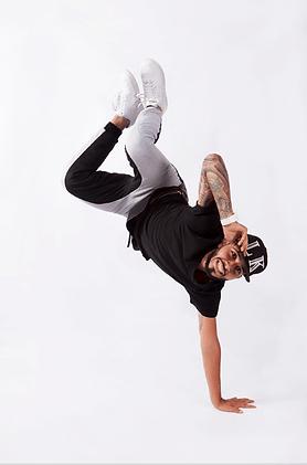 Academias de baile, urbano, hip hop