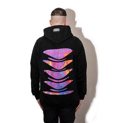 RVS.01 - black hoodie unisex