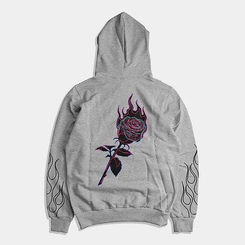 FIRESTARTER - mèlange hoodie