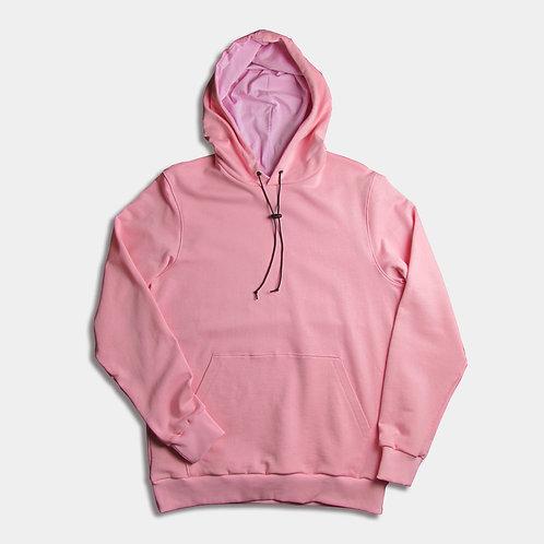HOODIE basic - Pink
