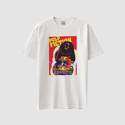 Mia Wallace poster - t-shirt unisex