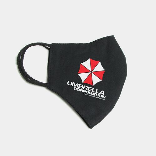 UMBRELLA CORP. - black mask