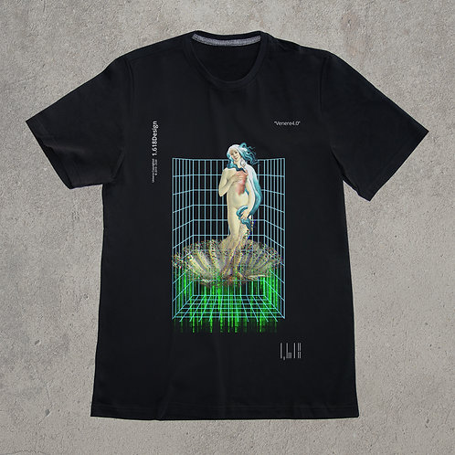 VENERE 4.0 - T-shirt uomo