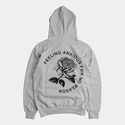 FEELING ANXIOUS - mèlange hoodie