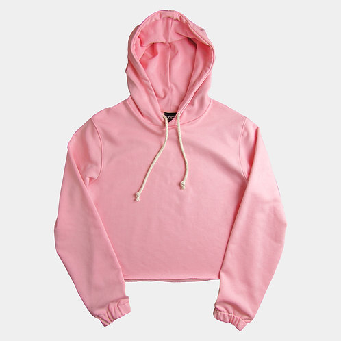 COZY Pink Cropped