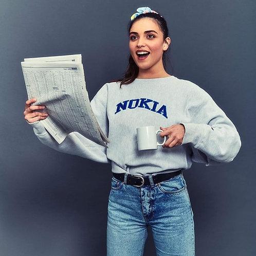 NOKIA - Felpa unisex