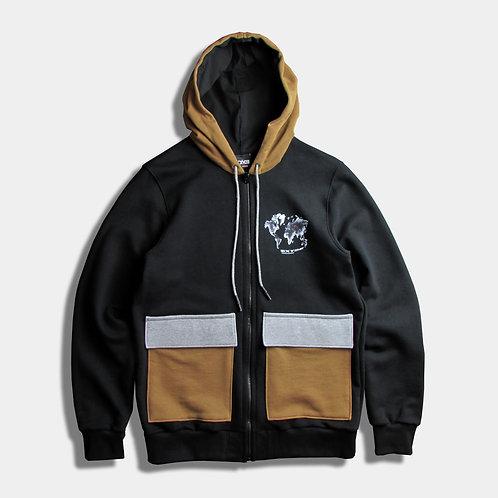 WARMING - zip hooded